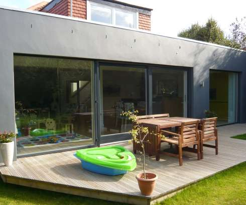 House Extension, Cammo